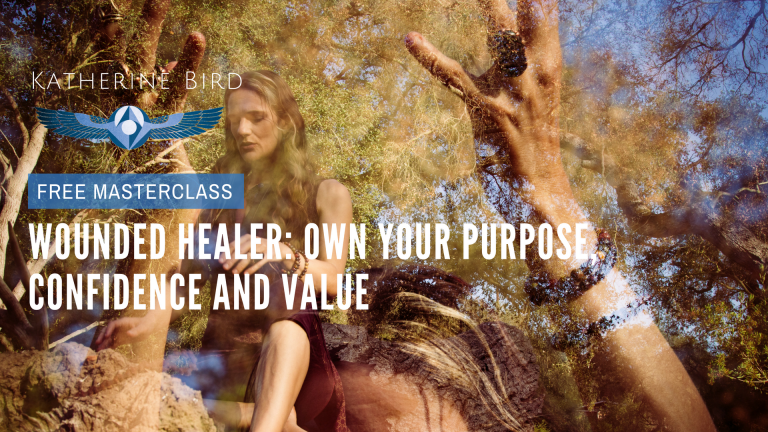 katherine bird, healer, shaman, masterclass